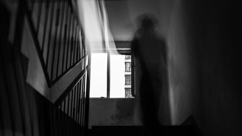 ilusi hantu dalam pikiran manusia