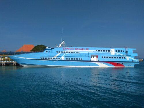 kapal penyeberangan dari gresik ke bawean