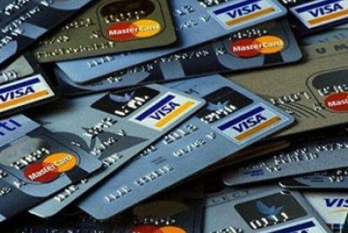 pengalaman pertama dengan kartu kredit