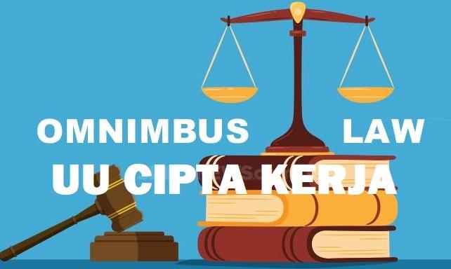 urgensi omnibus law undang-undang cipta kerja