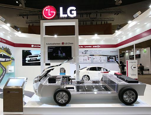 investasi LG di Indonesia